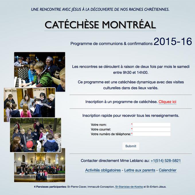 Paroisse Montreal
